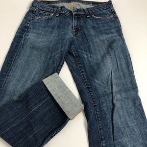 Citizens Of Humanity Jeans - Citizen of Humanity Kelly #001 Bootcut Jeans 28